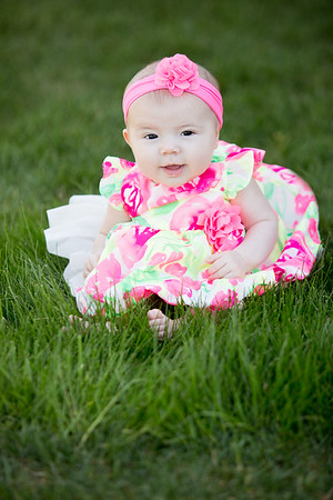Piper 4th Month Shoot