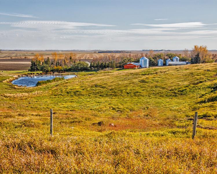Near Star Mound, Manitoba