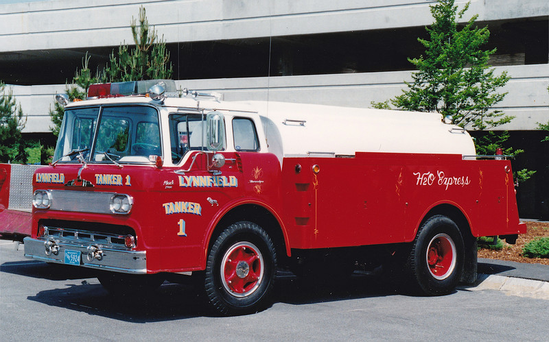 Retired Tanker 1.  1960 Mack N.  250 / 1500