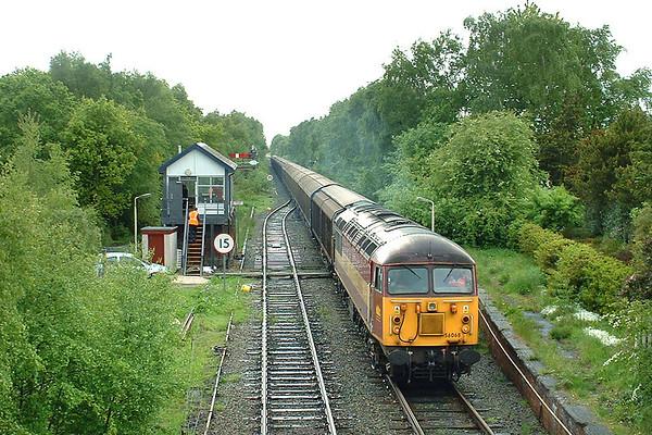 19th and 21st May 2003: Rainford and Carlisle