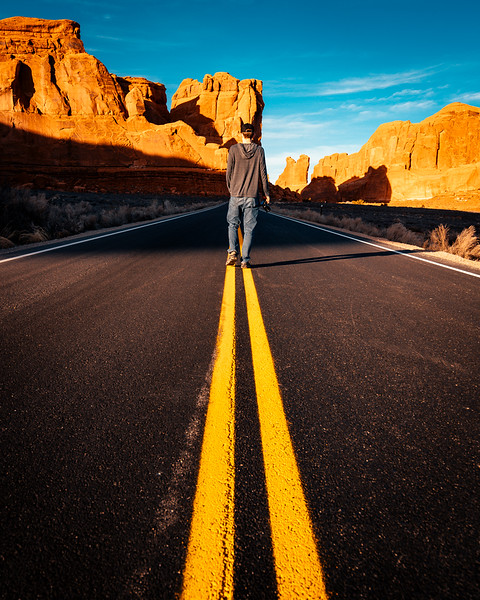The Long Road into Arches NP Calvin-2.jpg