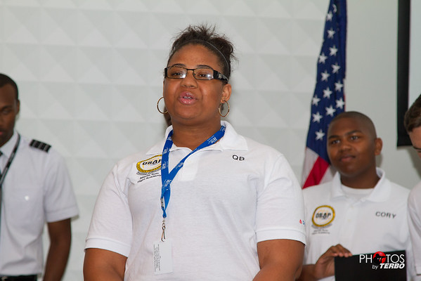2016 OBAP ACE and Flight Line Graduation