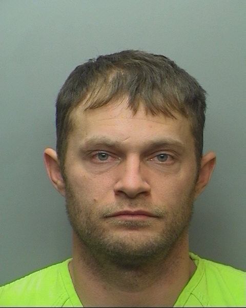 . On Dec. 26 at approximately 6:00 p.m., Fort Collins Police Services arrested Keith Edgar Lubaski, 35, of Fort Collins, for 2nd degree burglary and Aggravated Motor Vehicle Theft, both class 4 felonies.  Provided by Fort Collins Police Services