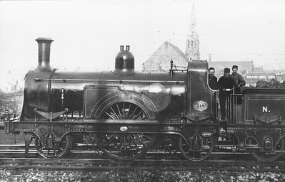 To ID Steam Locos