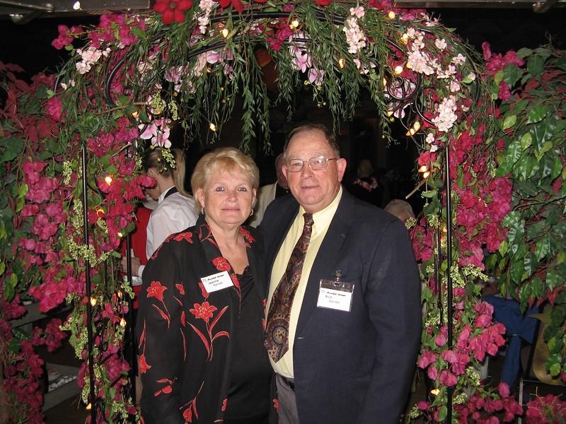 Jeannie Lovenguth Barnett and Rich