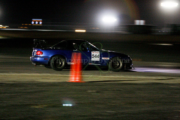 UMS Tuning Time Attack - August 25 2012