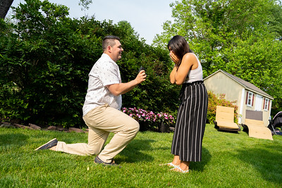 Deanna and Ty Engagement