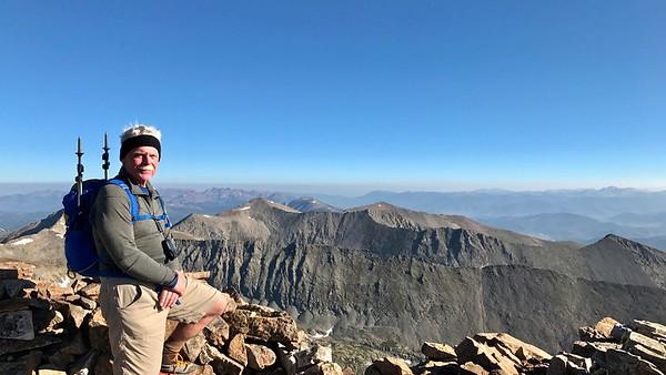 Quandary Peak East Slopes Classic