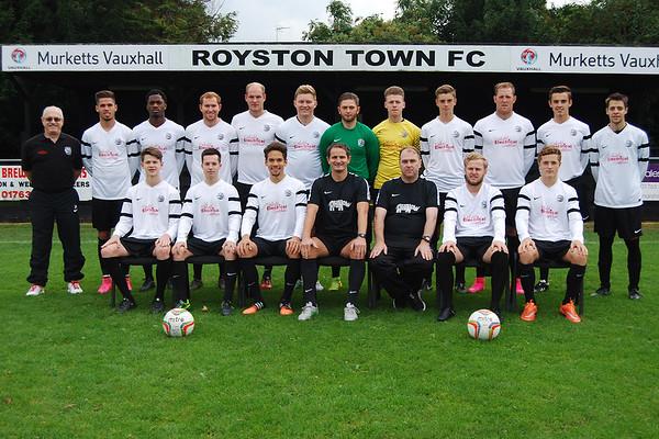 Reserve Squad 2015-16