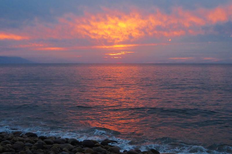 Sunset - Puerto Vallarta, Mexico