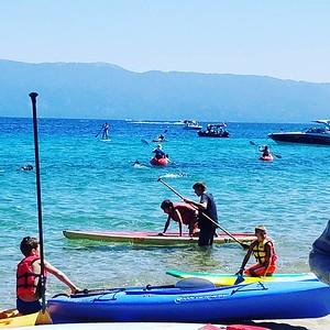 Tahoe August 2018