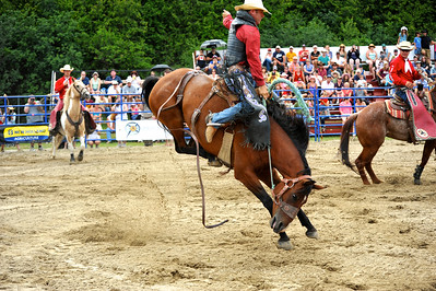 Spencerville Rodeo 2013