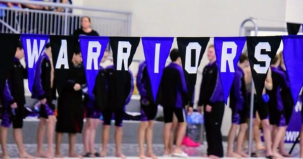 HS Sports - Tri Swim Meet at Woodhaven