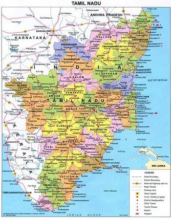India (Tamil Nadu) in 24 pictures