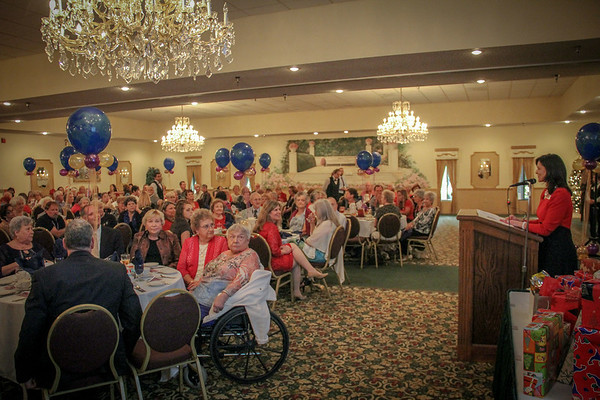 Gulfside Hospice Volunteer Banquet 12 5 2014