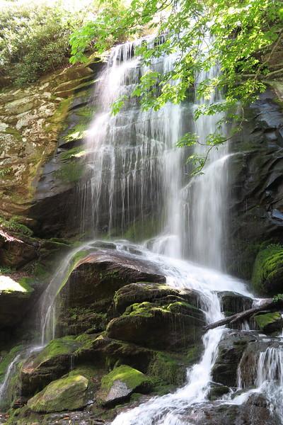 Catawba Falls, McDowell County (5-24-15)