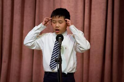 CSD Speech Contest 2/19/2012