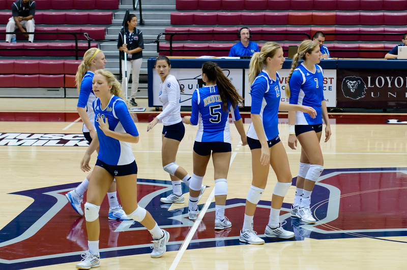 UCLA Women's Volleyball vs. North Texas @ Gersten Pavilion, LMU