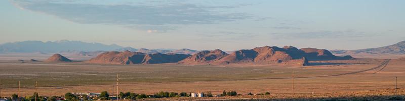 Nevada Near Wendover