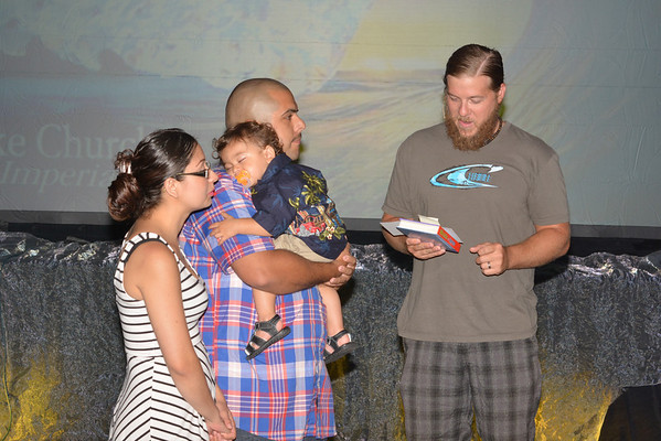 Child Dedication July 28, 2013