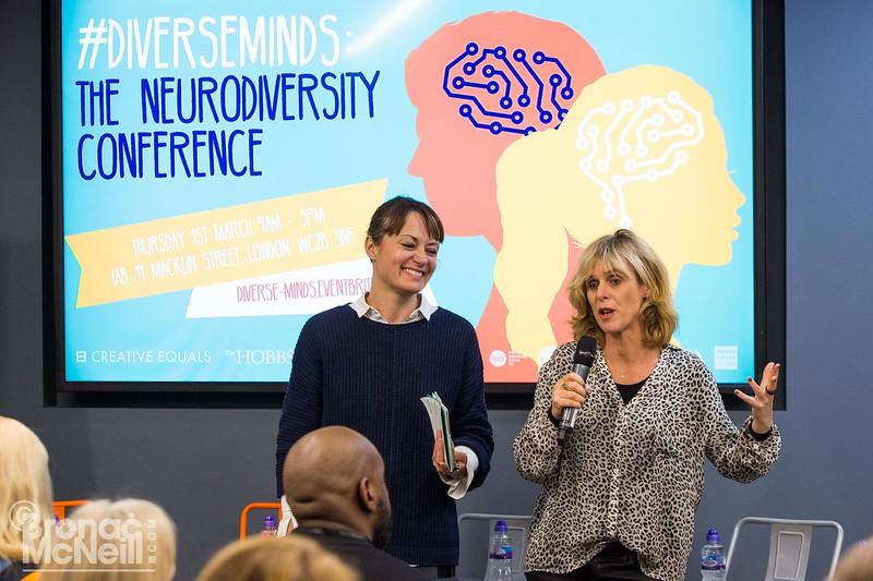 DiverseMinds Conference, 1Mar2018, ©BronacMcNeill