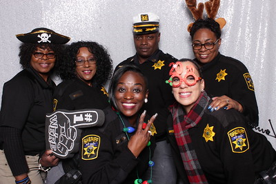 Pitt County Sheriff's Office Christmas Party 2019