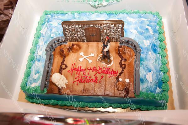 PJ's 4th Pirates Birthday Party