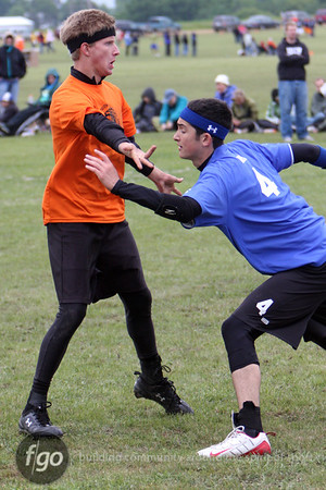 MN State Ultimate Championships Day 2 6-7-09
