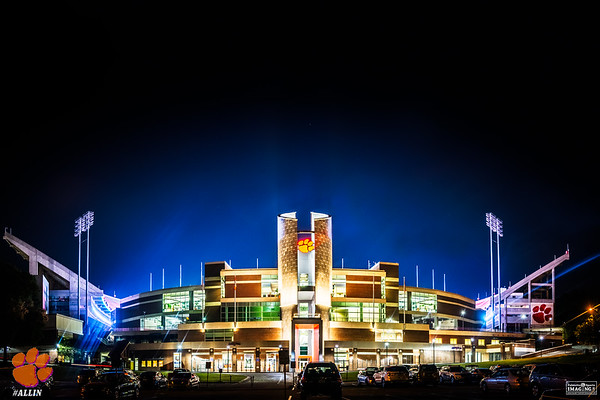 Clemson  University-Frank Howard Field-Memorial Stadium
