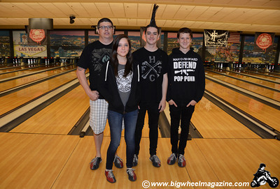 High Bowlers - Squad 1 - Punk Rock Bowling 2012 Team Photo - Sam's Town - Las Vegas, NV - May 26, 2012