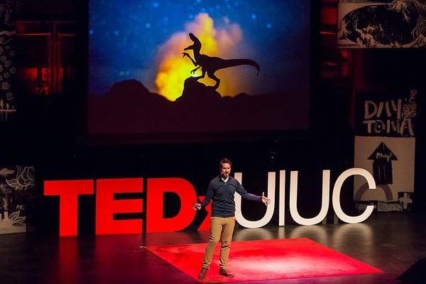 TEDx Emerge: Chasing Starlight