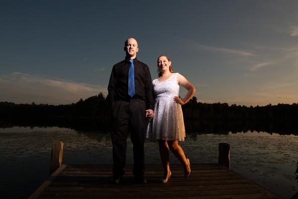 Robin & Julie E-Shoot