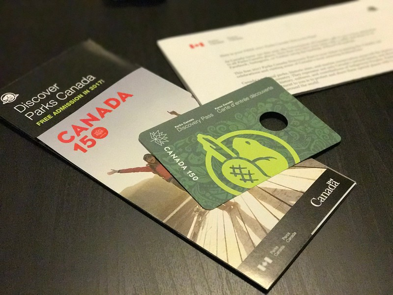 canada 150 national park pass
