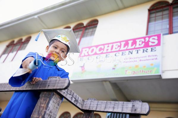 Rochelle's ECCE Graduation 2021