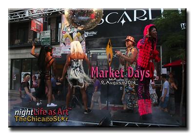 9 august 2014 Market Days