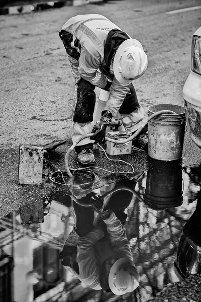 Narcissus at Work II