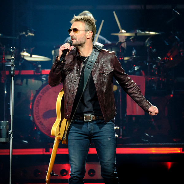 Eric Church shows on March 22