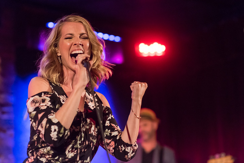 Morgan James live at City Winery, Atlanta, GA. 5/25/2017 ©2019 Mark Green