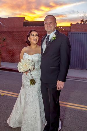 Engagement and Wedding Photos