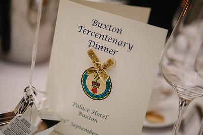 Buxton Tercentenary Dinner