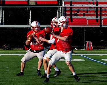 MHS Football Practice 09MAR21