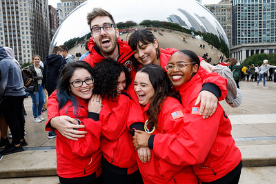 City Year Chicago Team Photos 2018