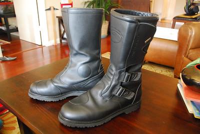 Sidi On Road boots