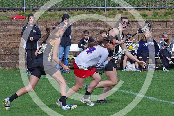 Ocean vs Pt Boro 2012 Girls Lacrosse