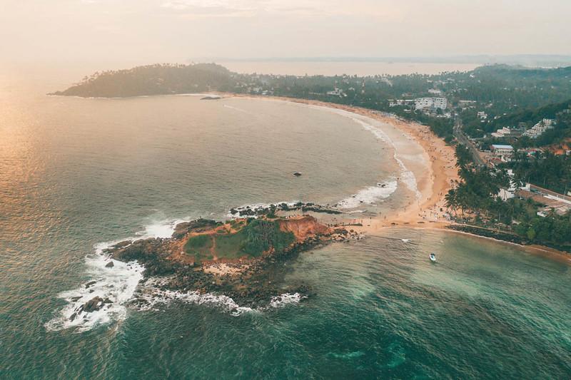 Mirissa - Sri Lanka Itinerary