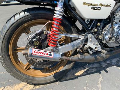 Yamaha RD400 Daytona Special (G) on IMA