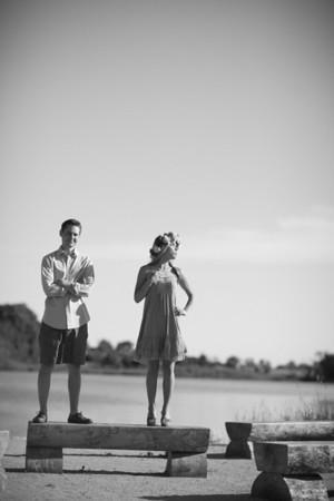 Tim & Maggie