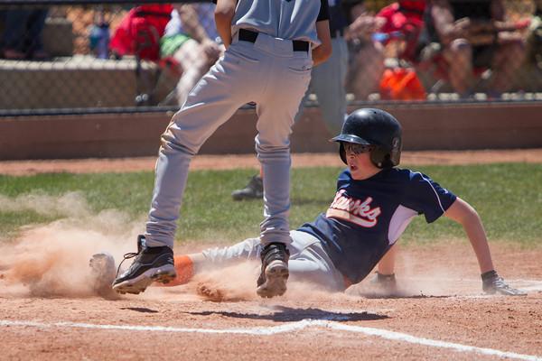 Parker Hawks Baseball 2013