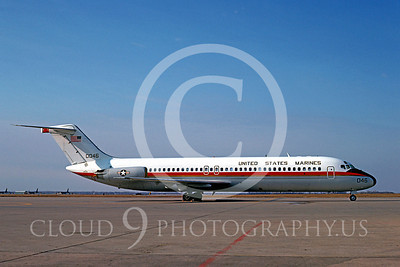 US Marine Corps Douglas C-9 Skytrain II Military Airplane Pictures
