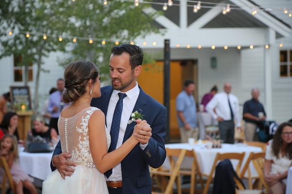 Kerfoot Wedding - Arling Center - Tamarack Resort